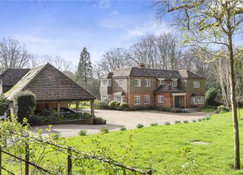 Thumbnail 5 bed detached house for sale in Windfallwood Common, Lurgashall, West Sussex