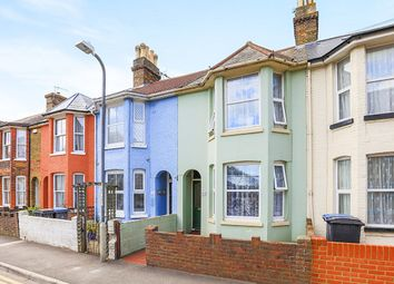 Thumbnail 3 bed terraced house for sale in Canada Road, Walmer, Deal