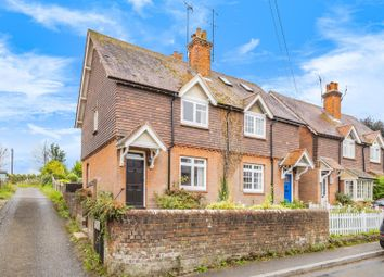 The Street, Puttenham, Guildford GU3. 2 bed semi-detached house