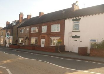 Thumbnail 2 bed terraced house to rent in High Street, Dosthill, Tamworth