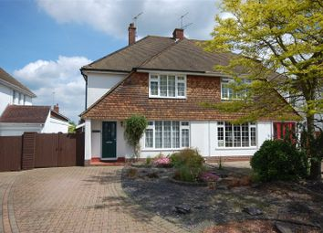 Thumbnail 3 bed semi-detached house for sale in Forrest Close, South Woodham Ferrers, Essex