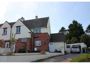 Thumbnail 3 bed semi-detached house for sale in Moormead, Budleigh Salterton