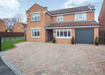 Thumbnail 5 bed detached house for sale in Aspen Grove, School Aycliffe