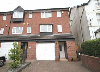 Thumbnail 3 bed terraced house for sale in York Road, Edgbaston, Birmingham