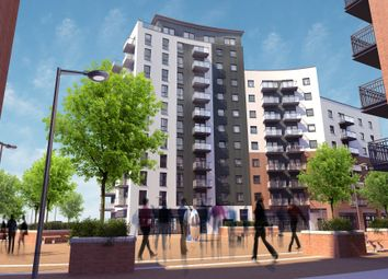 Thumbnail 2 bedroom flat for sale in Keppel Rise, Southampton