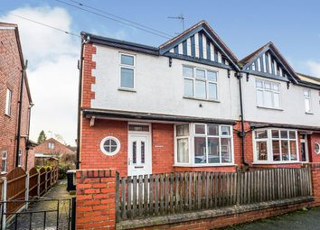 3 bed semi-detached house for sale in Edward Street, Oswestry, Shropshire SY11