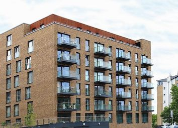 Thumbnail 3 bed flat to rent in Marine Wharf, Plough Way, London