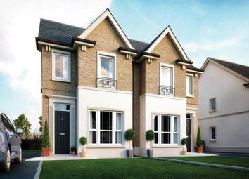 Thumbnail 3 bedroom semi-detached house for sale in Hadlow, High Bangor Road, Donaghadee