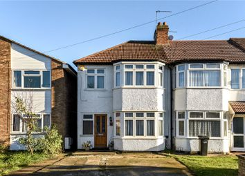Thumbnail 3 bed end terrace house for sale in Briar Close, Palmers Green