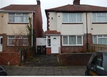Thumbnail 2 bedroom semi-detached house to rent in Gowland Avenue, Newcastle Upon Tyne