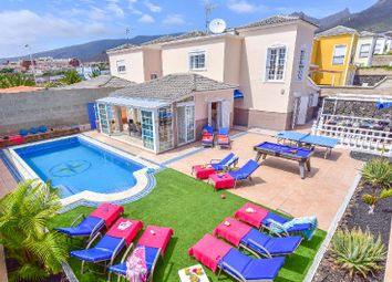 Thumbnail 5 bed villa for sale in El Madroñal, Tenerife, Spain
