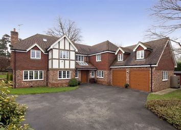 Thumbnail 6 bed detached house to rent in Oak Avenue, Sevenoaks