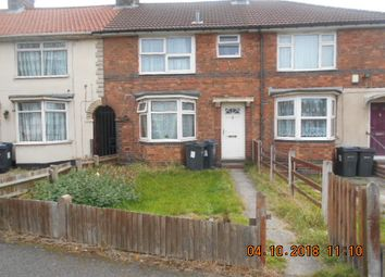 Thumbnail 3 bed terraced house for sale in Kingscliff Road, Small Heath