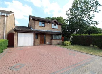 Thumbnail 3 bed detached house for sale in Cantle Avenue, Downs Barn, Milton Keynes, Buckinghamshire