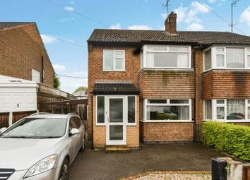 Thumbnail 3 bed semi-detached house for sale in 5A Devonshire Drive, Stapleford, Nottingham