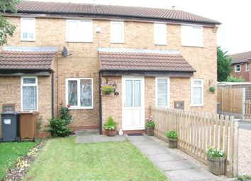 Thumbnail 2 bed semi-detached house to rent in Barley Close, Burton-On-Trent