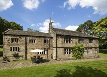 Thumbnail 5 bed property for sale in Harden Road, Harden, Bingley, West Yorkshire