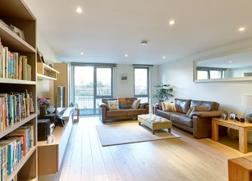 Thumbnail 2 bed flat for sale in Blackthorn Avenue, London
