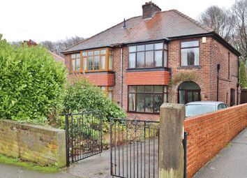 Thumbnail 3 bed semi-detached house for sale in Wood Walk, Wombwell, Barnsley