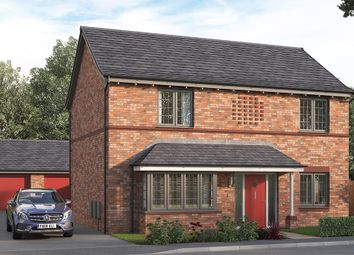 """Thumbnail 5 bed property for sale in """"The Amersham"""" at Steeplechase Way, Market Harborough"""