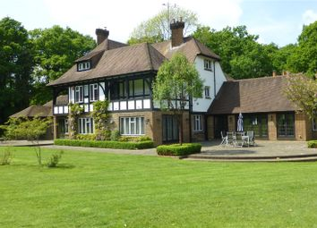 Thumbnail 6 bedroom detached house for sale in Horsehill, Horley, Surrey