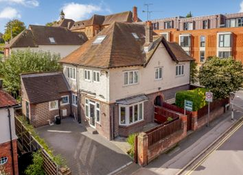 Thumbnail 5 bed detached house for sale in Wherwell Road, Guildford