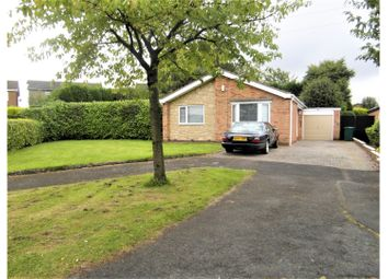Thumbnail 4 bedroom detached bungalow for sale in Mangrove Close, Newcastle Upon Tyne