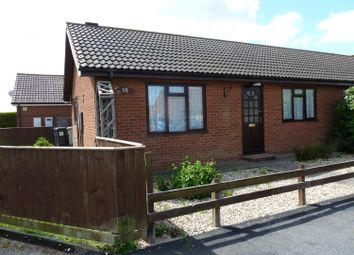 Thumbnail 2 bed semi-detached bungalow for sale in Brooke Drive, Mablethorpe