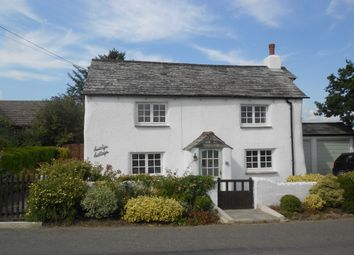 Thumbnail 3 bed cottage to rent in Petherwin Gate, North Petherwin, Cornwall
