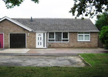 Thumbnail 3 bed bungalow to rent in Windmill Drive, Heckington, Sleaford
