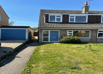 Thumbnail 3 bed property to rent in Mendip Rise, Locking, Weston-Super-Mare