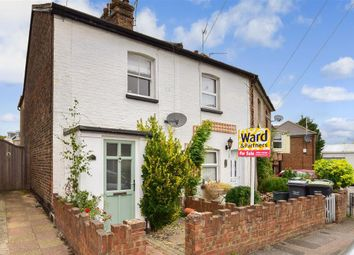 Thumbnail 2 bed end terrace house for sale in Rose Street, Tonbridge, Kent