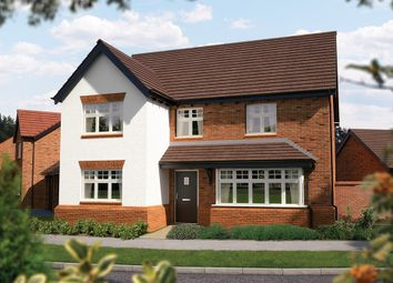 "Thumbnail 4 bed detached house for sale in ""The Inkberrow"" at Southam Road, Radford Semele, Leamington Spa"