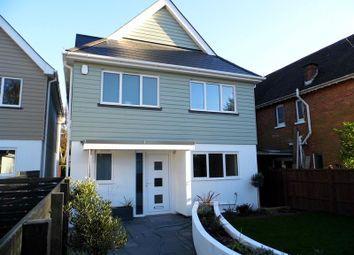 Thumbnail 4 bed detached house for sale in Harbour View Road, Lower Parkstone, Poole