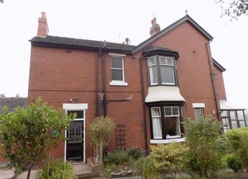 Thumbnail 3 bed end terrace house for sale in North Cliffe, Leek, Staffordshire