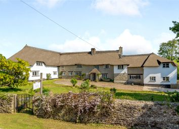 Thumbnail 5 bed detached house for sale in Buckerell, Honiton, Devon