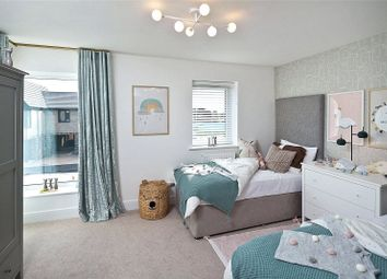 Thumbnail 3 bed semi-detached house for sale in Plot 155, The Eusden, Laureate Fields, Ferry Road, Felixstowe, Suffolk