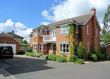 Thumbnail 5 bed detached house for sale in Ribston Mews, Gloucester