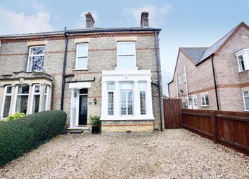 4 bed semi-detached house for sale in Blenheim Road, Ramsey, Cambridgeshire. PE26