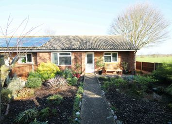Thumbnail 2 bed bungalow for sale in The Square, Stow-Cum-Quy