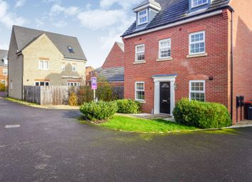 5 bed detached house for sale in Dexters Grove, Hucknall NG15