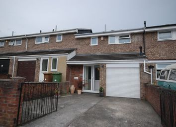 Thumbnail 3 bed terraced house for sale in Langdale Gardens, Leigham, Plymouth