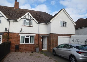 Thumbnail 5 bed semi-detached house for sale in Leda Cottages, Charing, Ashford