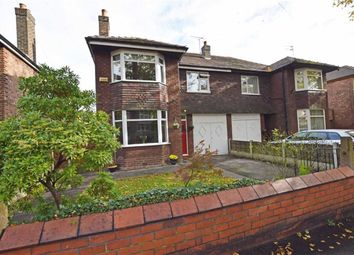 Thumbnail 4 bed semi-detached house for sale in Clothorn Road, Didsbury, Manchester