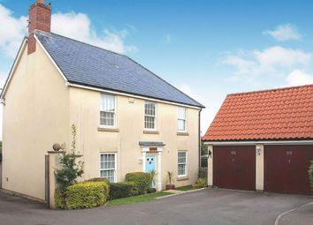Thumbnail 4 bed detached house for sale in Bakers Field, Stalbridge, Sturminster Newton