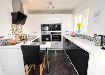 Thumbnail 4 bedroom detached house for sale in Woodhall Street, Airdrie