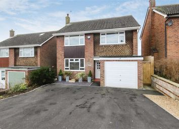 Thumbnail 3 bed detached house for sale in Washbourne Road, Royal Wootton Bassett, Wiltshire