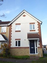 Thumbnail 3 bedroom terraced house to rent in Cardinal Close, Bury St. Edmunds