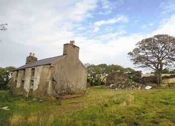 Thumbnail Farmhouse for sale in Bulltrooan Lhoobs Road, Foxdale, Foxdale, Isle Of Man