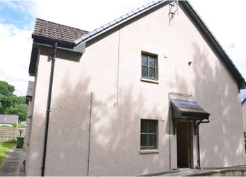 Thumbnail 2 bedroom flat for sale in Teaninich Paddock, Alness